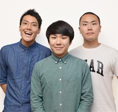 ハナコ(お笑い芸人)のコントが面白い!岡部・秋田・菊田トリオの動画!