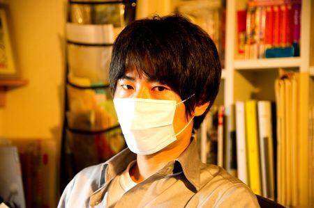 清野とおる顔写真!なぜマスク?素顔(マスクなし)はイケメン!【画像】