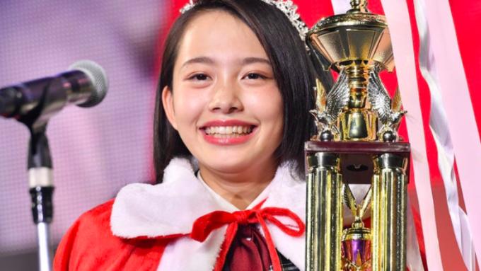 新田あゆな 女子高生ミスコン2019